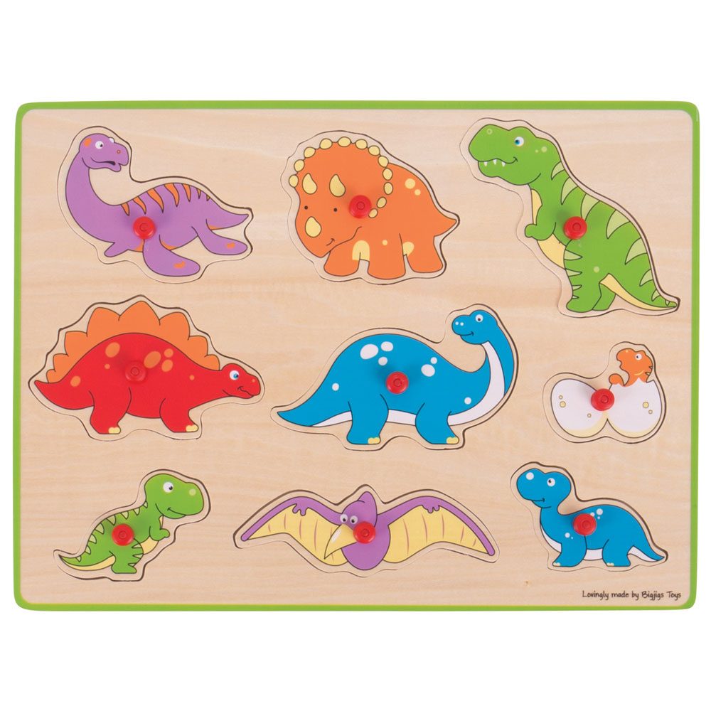 Bigjigs Toys Wooden 1 to 20 Floor Puzzle Chunky Educational Jigsaw Learn