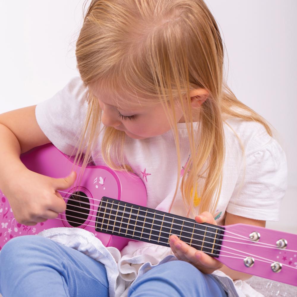 Tidlo chitarra di legno